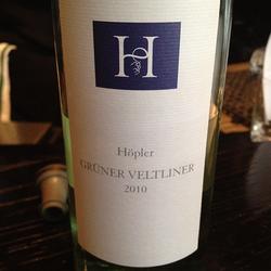 Höpler Austria Wine
