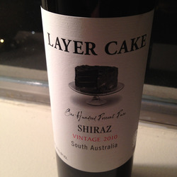 Layer Cake Australia Wine