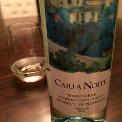 Caiu A Noite Vinho Verde  Wine