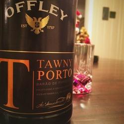 Offley Tawny Porto  Wine