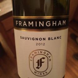 Framingham Sauvignon Blanc  Wine