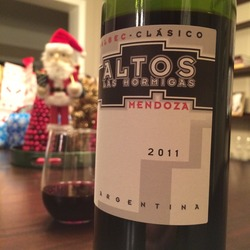 Altos Las Hormigas Malbec  Wine