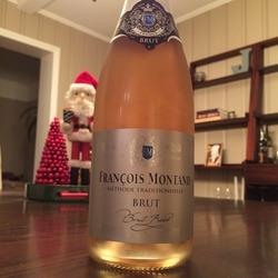François Montand Brut Rosé  Wine