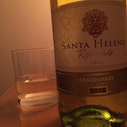 Santa Helena Chardonnay Reservado  Wine