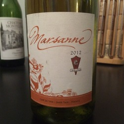 Marsanne Vin de Pays des Collines Rhodaniennes  Wine