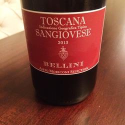 Bellini Sangiovese   Wine