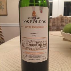 Chateau Los Boldos  Wine