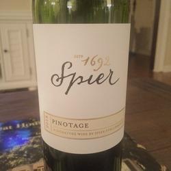 Spier Pinotage  Wine