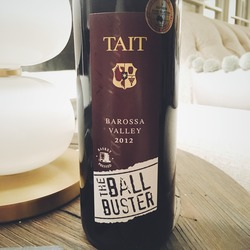 The Ball Buster  Wine