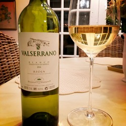 Valserrano Rioja Blanco  Wine