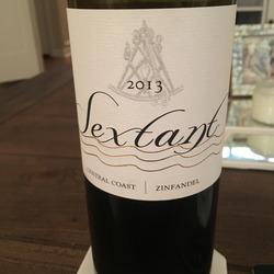 Sextant Zinfandel  Wine