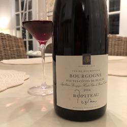 Ropiteau Hautes-Côtes De Beaune  Wine
