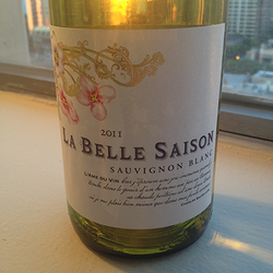 La Belle Saison France Wine