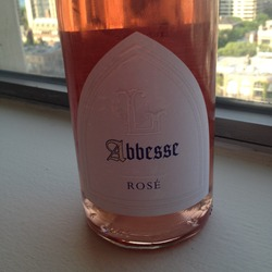 Abbesse de Loire Rosé France Wine