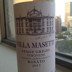 Villa Masetti  Italy Wine