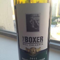 The Boxer Roussanne Viognier Australia Wine