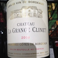 Chateau La Grange Clinet 2008, France