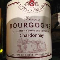 Bouchard Père & Fils Chardonnay 2011, France