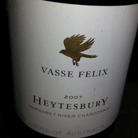 Vasse Felix Heytesbury Chardonnay 2007, Australia