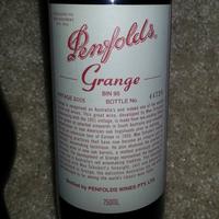 Penfolds Bin 95 Grange Shiraz 2005, Australia