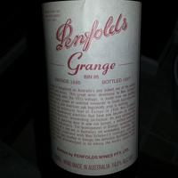 Penfolds Bin 95 Grange Shiraz 1996, Australia