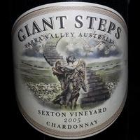 Giant Steps Sexton Vinyard Chardonnay 2005, Australia