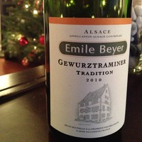 Emile Beyer Gewürztraminer Tradition 2010, France