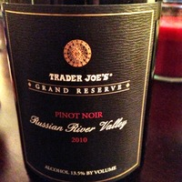 Grand Reserve Pinot Noir 2010, United States
