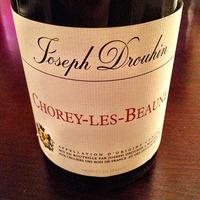 Joseph Drouhin Chorey-les-Beaune 2007,