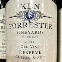 Ken Forrester Old Vine Reserve Chenin Blanc 2011, South Africa