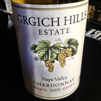Grgich Hills Estates Chardonnay 2009, United States