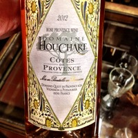 Domaine Houchart Côtes de Provence Rosé 2012,