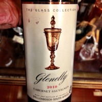 Glenelly Cabernet Sauvignon 2011, South Africa