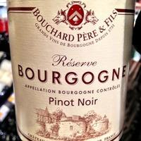 Bouchard Pére & Fils Réserve Bourgogne 2011, France