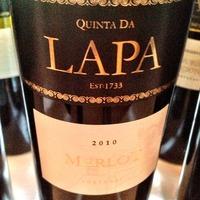 Quinta da LAPO Merlot 2010,