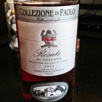 Rosato di Toscana IGT Sangiovese 2012,
