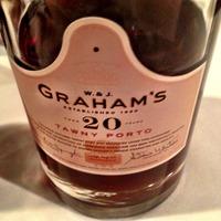 Graham's 20 Tawny Porto ,