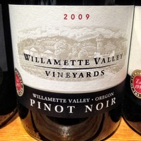 Willamette Valley Vineyards Pinot Noir 2009,