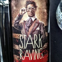 Stark Raving Red ,
