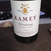 Ramey Wine Cellars Chardonnay 2010, United States