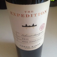 The Expedition Cabernet Sauvignon 2011,