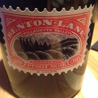 Benton Lane Pinot Noir 2010,
