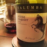 Yalumba Shiraz Viognier 2012,
