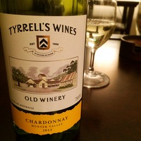 Tyrrell's Old Winery Chardonnay 2012,