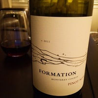 Formation Pinot Noir 2011, United States