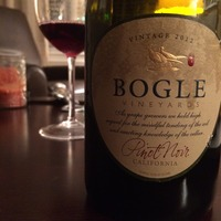 Bogle Vineyards Pinot Noir 2012,