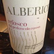 Alberice Refosco dal Peduncolo Rosso 2009, Italy
