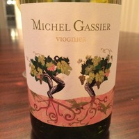 Michel Gassier Viognier  2013, France