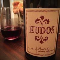 Kudos Pinot Noir 2012,