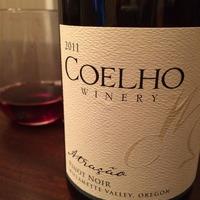 Coelho Atração Pinot Noir 2011,